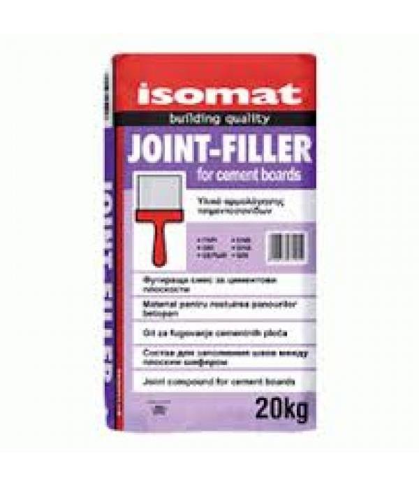 JOINT FILLER, MASA DE SPACLU ISOMAT 20 kg