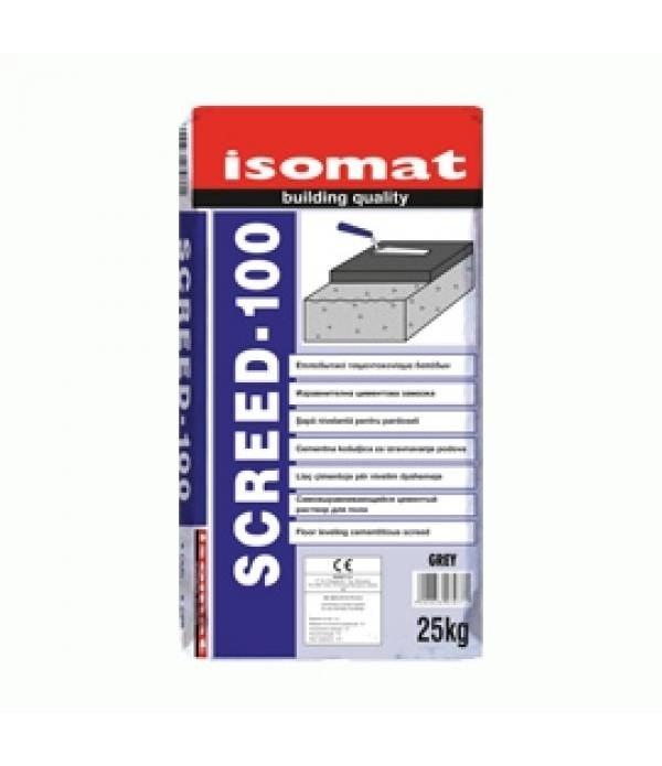 ISOMAT SCREED-100, Grey 25 kg,Sapa nivelanta pentr...