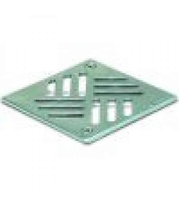 Sifon Kessel 219-027, Cover, stainless steel, 138x...
