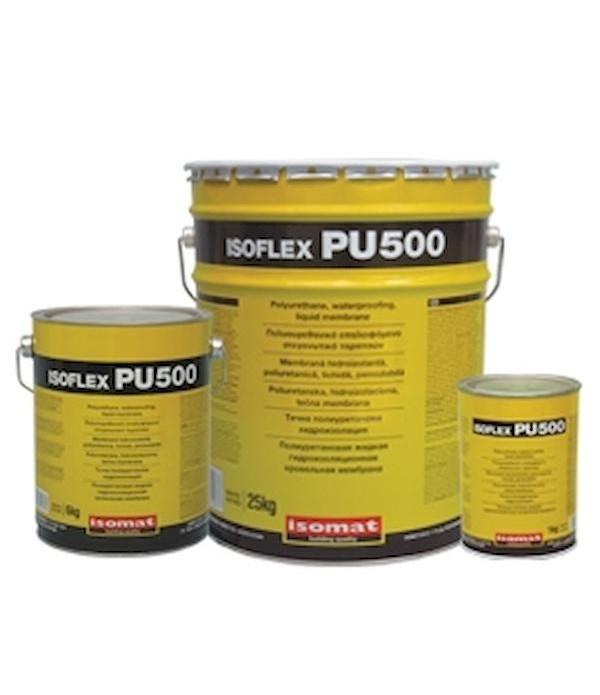 ISOMAT ISOFLEX-PU 500, MATERIAL HIDROIZOLANT PENTR...