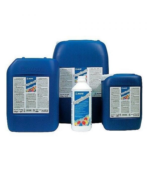 Mapei FUGOLASTIC, Aditiv polimeric lichid pentru Keracolor FF sau Keracolor GG, bidon 5kg