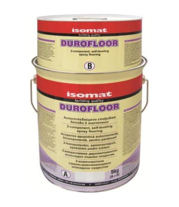 MATERIAL EPOXIDIC ISOMAT DUROFLOOR 9 kg