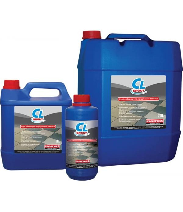 MATERIAL PENTRU CURATARE ISOMAT CL-GROUT(new), 5 lt