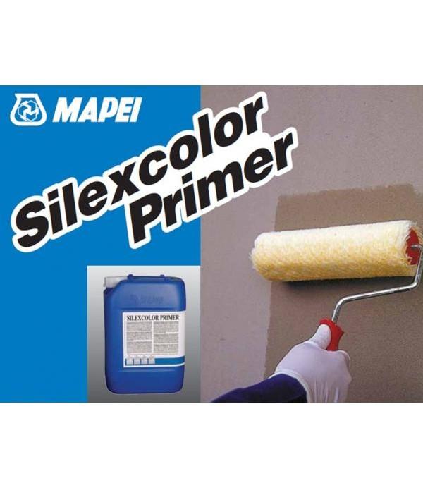 Grund pe baza de silicat de potasiu, Mapei SILEXCO...