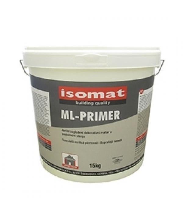 ML-PRIMER, 15 kg, AMORSA PENTRU TENCUIELI ISOMAT