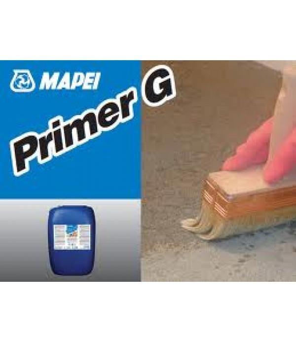 Mapei PRIMER G, bidon 25kg, Amorsa acrilica in dis...