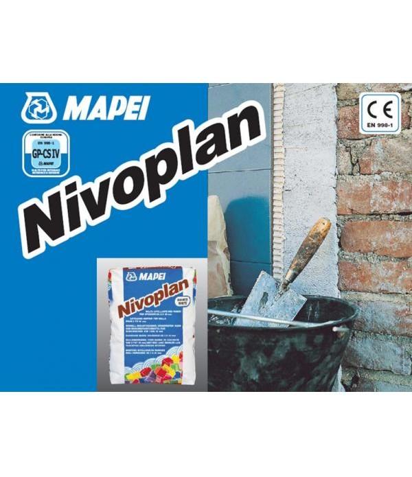 Mapei NIVOPLAN, sac 25kg , Tencuiala pentru tencui...