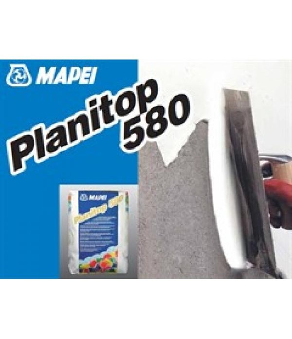 Mapei PLANITOP 580 ALB, sac 25kg, Glet superfin pe...