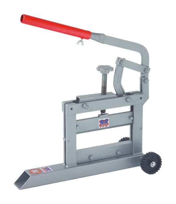 Ghilotina Montolit pentru pavele,dale si borduri, profesionala cu lungime de taiere max410mm si adancime 100-230mm