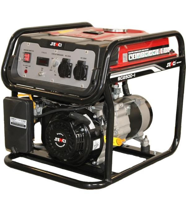 Generator de curent electric SENCI SC-2500 Putere ...