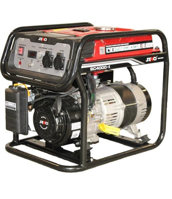 Generator de curent electric SENCI SC-4000 Putere ...